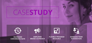 Case study: Marketing Communications Consultant for Demand Generation