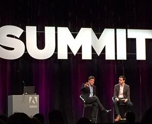 Donny Osmond Speaking at Adobe Summit 2016