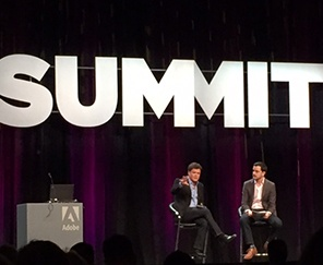 Donny Osmond Speaking at Adobe Summit 2016